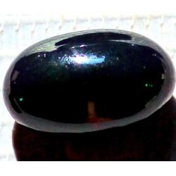 100% Natural Black Opal 6.0 CT Gemstone Ethiopia 0219