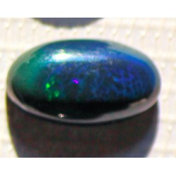 3 Carat 100% Natural Black Opal Gemstone Ethiopia Ref: Product No 231