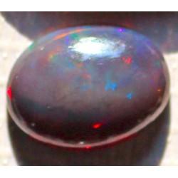 3.5 Carat 100% Natural Black Opal Gemstone Ethiopia Ref: Product No 233