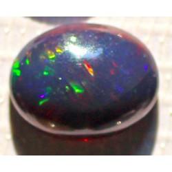 3 Carat 100% Natural Black Opal Gemstone Ethiopia Ref: Product No 228