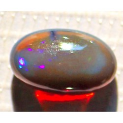 3 Carat 100% Natural Black Opal Gemstone Ethiopia Ref: Product No 232