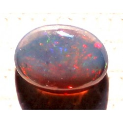 1.5 Carat 100% Natural Black Opal Gemstone Ethiopia Ref: Product No 301