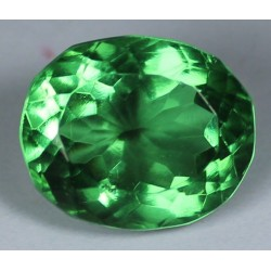 Green Quartz 16.5 CT Gemstone Afghanistan 002