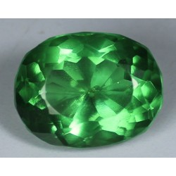 Green Quartz 16 CT Gemstone Afghanistan 003