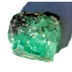 7.0 Carat 100% Natural  Rough Emerald Gemstone Afghanistan Ref: Product No 027