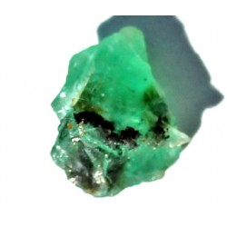 3.0 Carat 100% Natural  Rough Emerald Gemstone Afghanistan Ref: Product No 033
