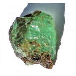 9.0 Carat 100% Natural  Rough Emerald Gemstone Afghanistan Ref: Product No 057