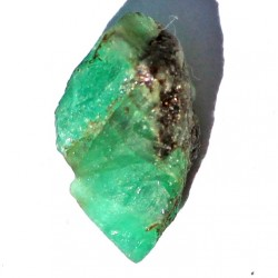 8.0 Carat 100% Natural  Rough Emerald Gemstone Afghanistan Ref: Product No 058