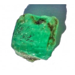 6.0 Carat 100% Natural  Rough Emerald Gemstone Afghanistan Ref: Product No 061