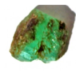 4.0 Carat 100% Natural  Rough Emerald Gemstone Afghanistan Ref: Product No 082