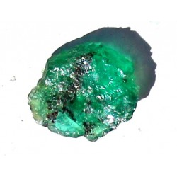 8.0 Carat 100% Natural  Rough Emerald Gemstone Afghanistan Ref: Product No 039