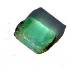 1.0 Carat 100% Natural  Rough Emerald Gemstone Afghanistan Ref: Product No 133