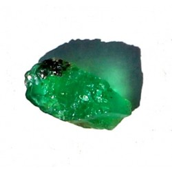1.0 Carat 100% Natural  Rough Emerald Gemstone Afghanistan Ref: Product No 141