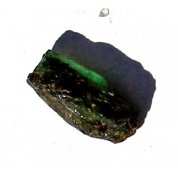 1.0 Carat 100% Natural  Rough Emerald Gemstone Afghanistan Ref: Product No 0158